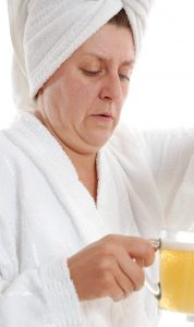 Real Urine Drinking Lady